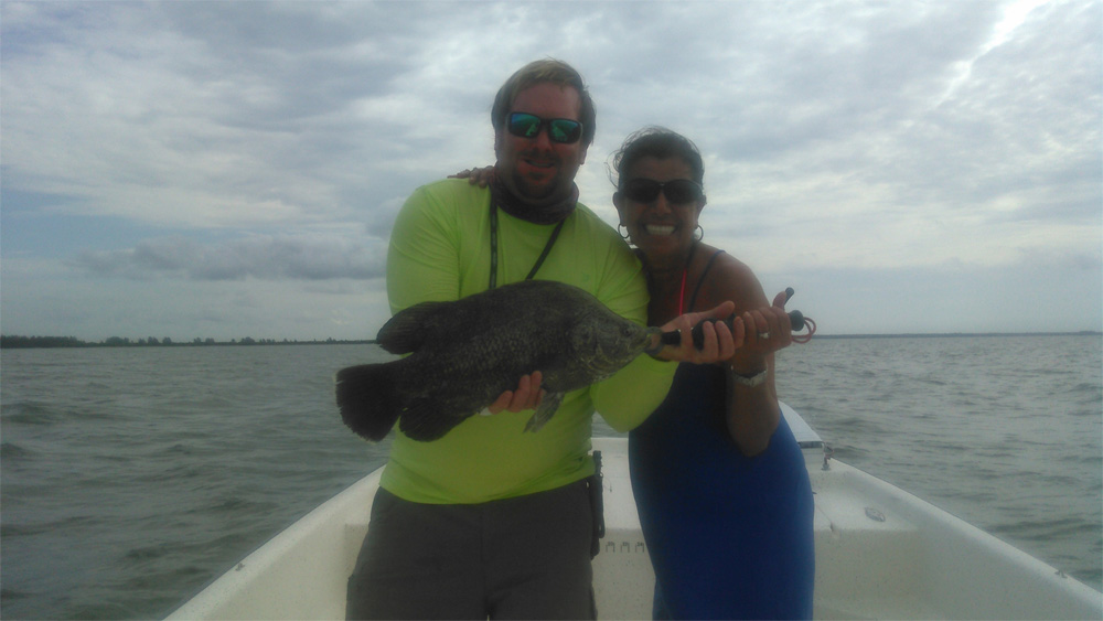 Crystal river scalloping charter guide for Crystal river fl fishing report