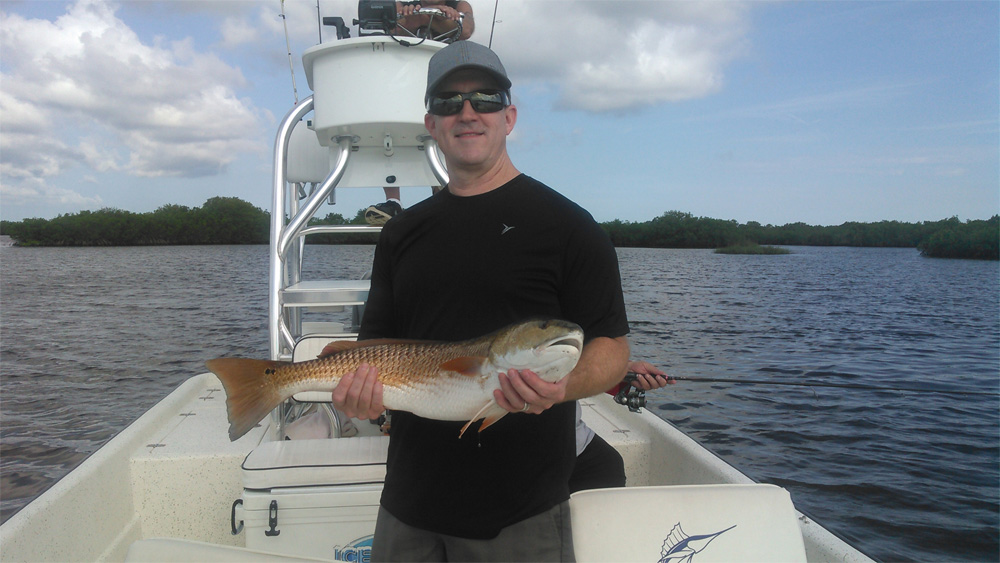 March 7th 2017 crystal river fishing report crystal for Crystal river fishing charters